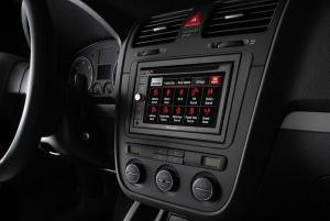 Double Din Car DVD Players Installed