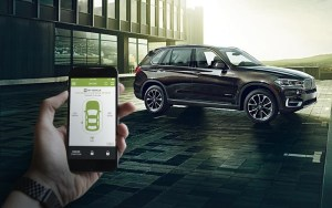 Smartphone To Control Your Vehicle