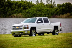 White Rock Chevy Owner Gets Silverado Radar and Laser System