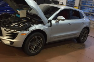 Porsche Macan Radar and Laser Defense System for Port Moody Client