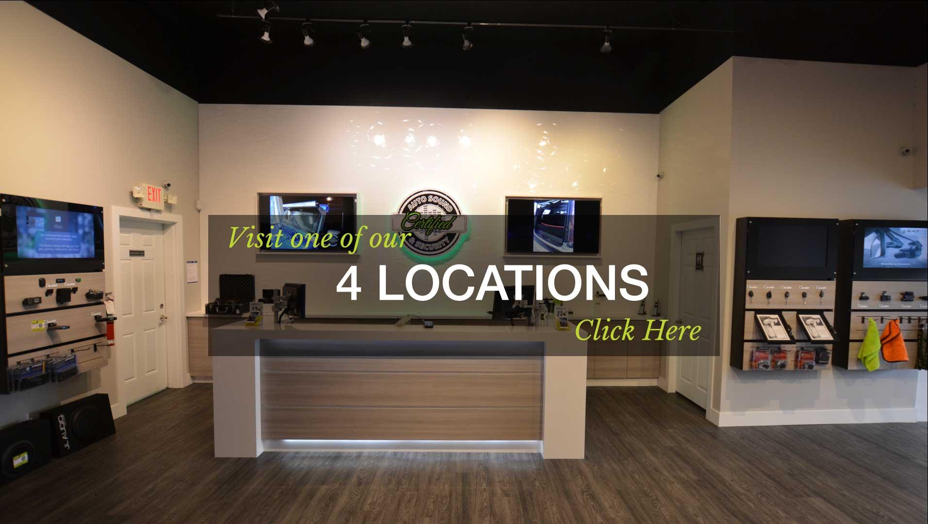 4 Locations