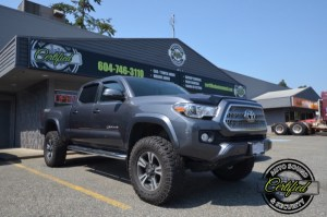 Abbotsford Toyota Client Gets Tacoma Audio Upgrades