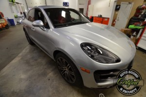 Macan Custom Radar