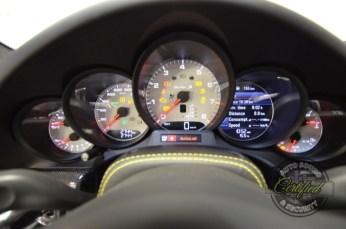 Porsche 911 Radar