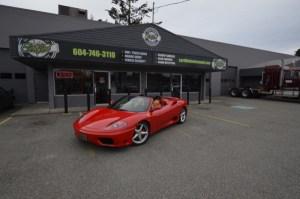 Ferrari Audio
