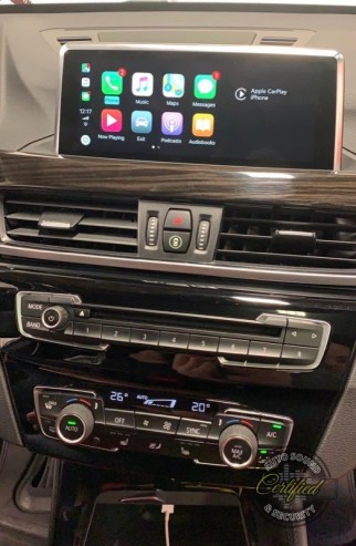 BMW CarPlay