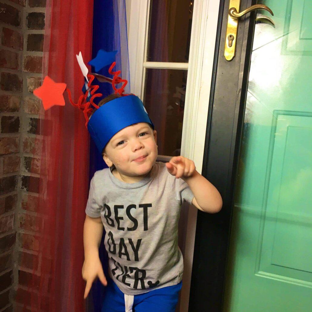 Memorial Day Kids Crafts Certified Celebrator