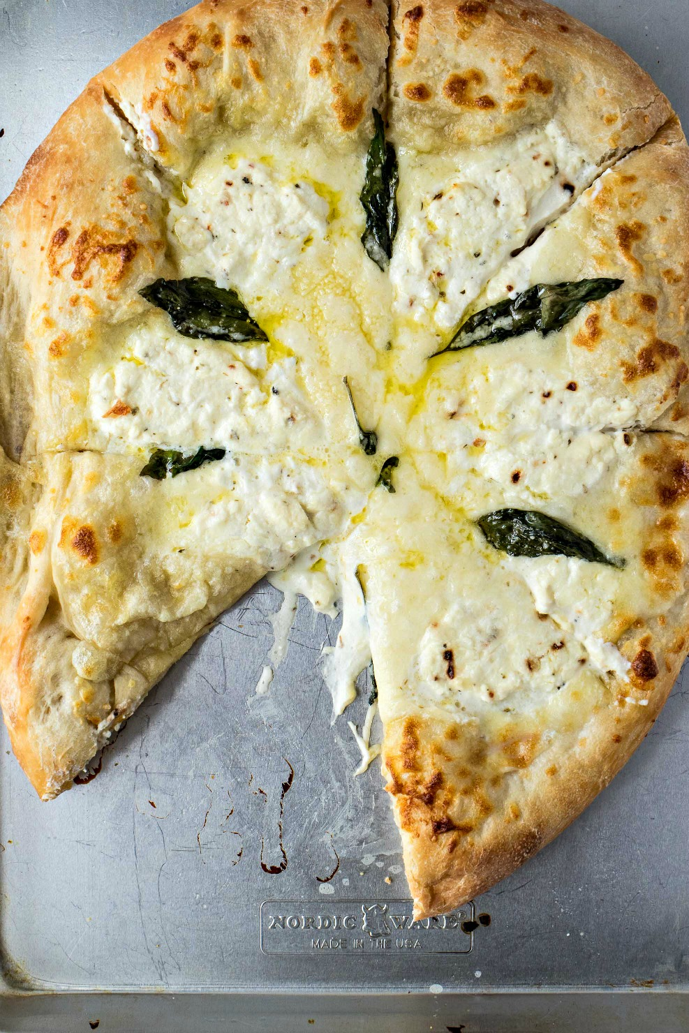 white pizza recept