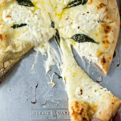 The Best Pizza Bianca (White Pizza)