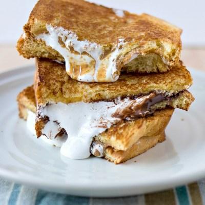 Fluffernutter Sandwich Three Ways (+giveaway!)