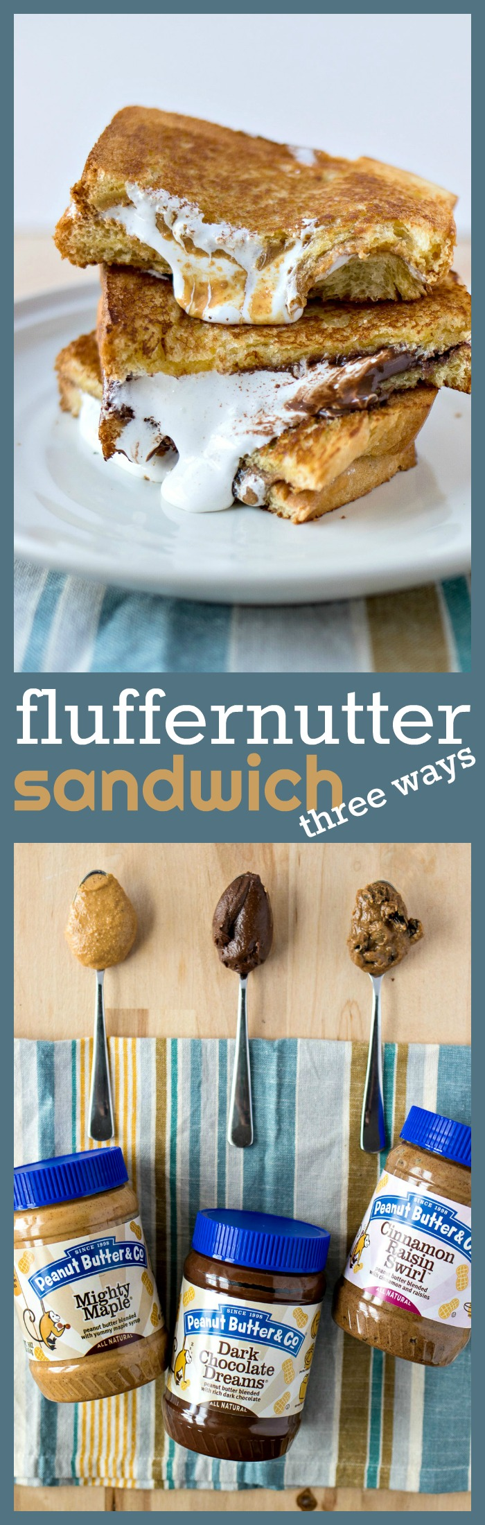 Fluffernutter Sandwich Three Ways (+giveaway!) - CPA: Certified ...