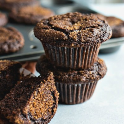 Cinnamon Chocolate Muffins