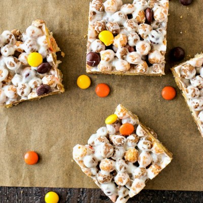 Reese's Crispy Cereal Bars