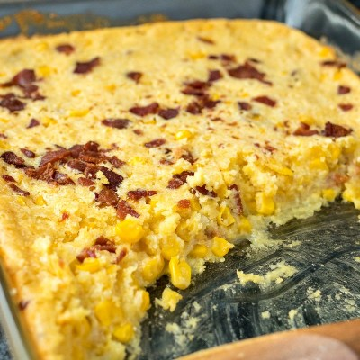 Bacon Corn Casserole