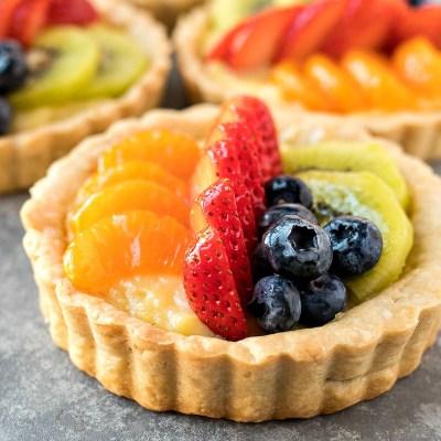 Classic Fruit Tarts