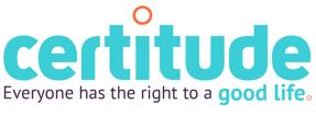 Image result for Certitude logo