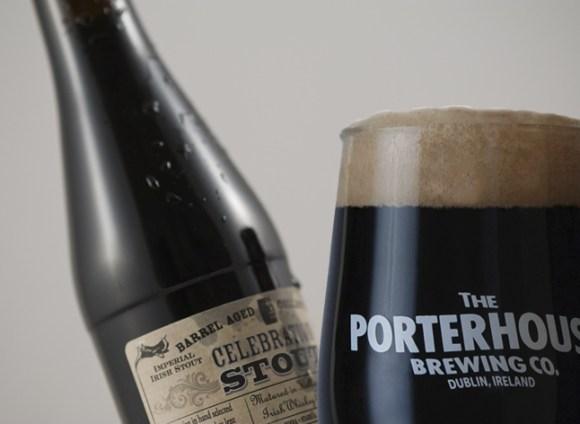 Porterhouse Celebration Barrel Aged Stout