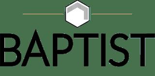 Baptist Logo cutout