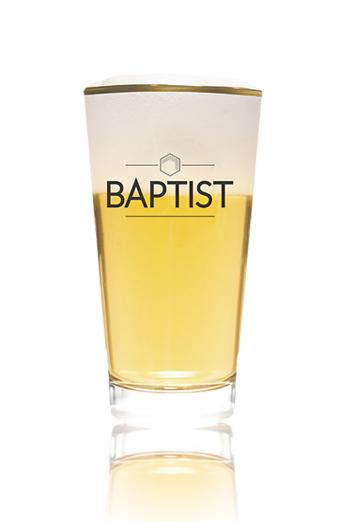 Baptist Wit vaso