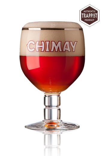 Chimay Roja copa 1