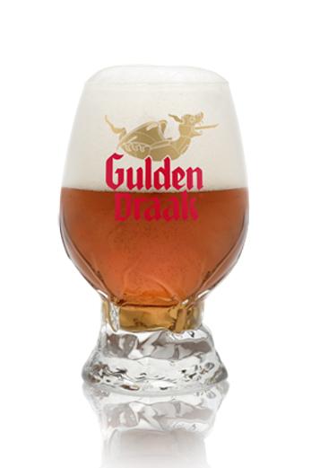 Gulden Draak Brewmaster vaso