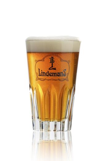 Lindemans Gueuze vaso