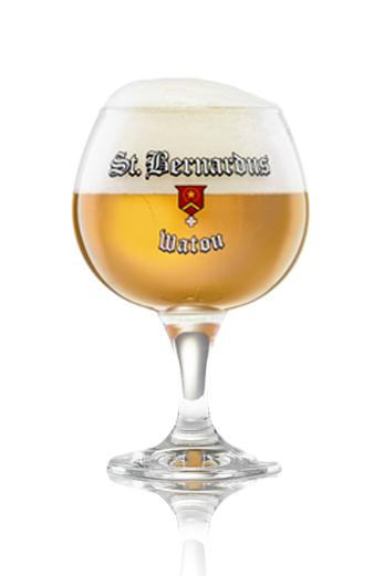 St Bernardus Tripel copa