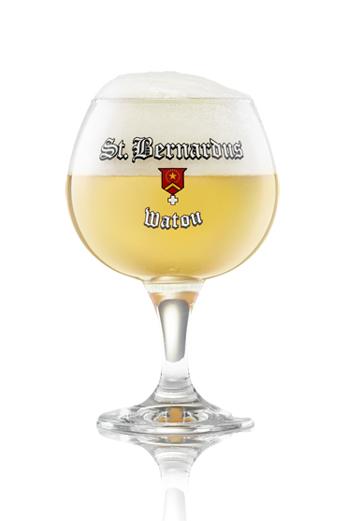 St Bernardus Wit copa