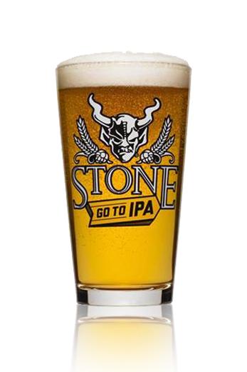 Stone Go to IPA vaso