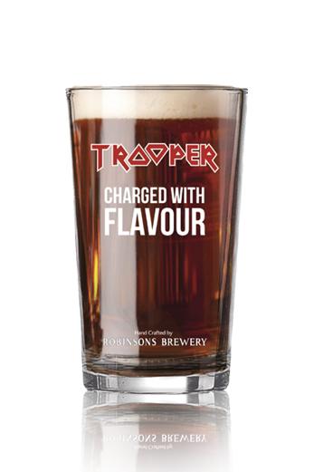 Trooper vaso