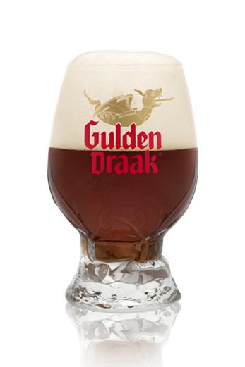 Gulden Draak Classic C Laphroaig vaso