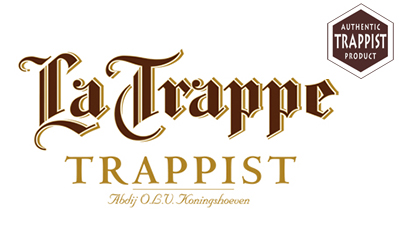 La Trappe logo trappist
