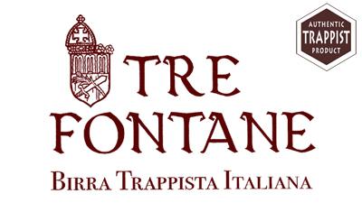 Tre Fontane logo trappist