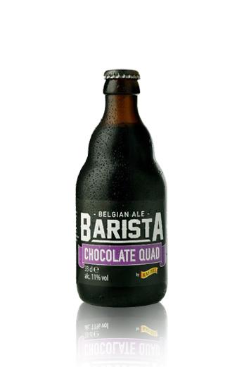 barista chocolate quad 33
