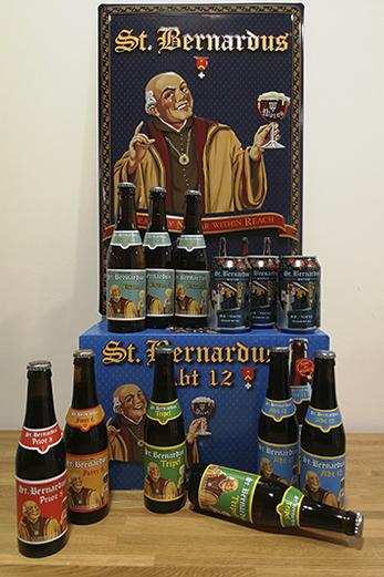 pack St. bernardus