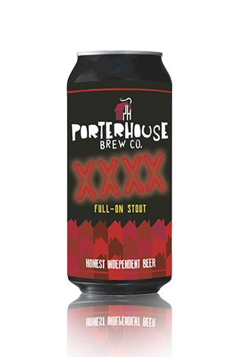 Porterhouse XXXX Stout 44