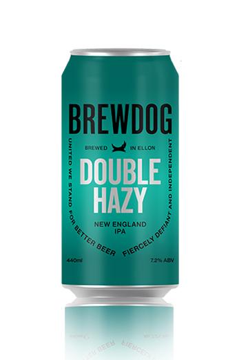 BrewDog Double Hazy 44