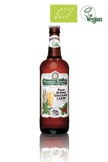 Samuel Smith Pure Brewed Organic Lager 35