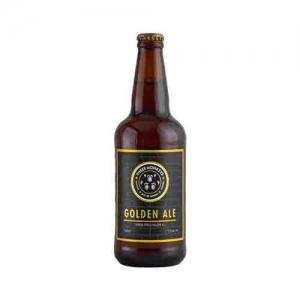 cerveja three monkeys golden ale
