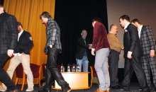 Projekce filmu Kandidát na festivalu Cinema Mundi v Brně