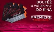 Rozlučte se s prázdninami soutěží o pět párů VIP vstupenek do multikina Premiere Cinemas