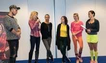 Hanka Kynychová a její VIP hosté odstartovali cvičební tour Pohyb pomáhá
