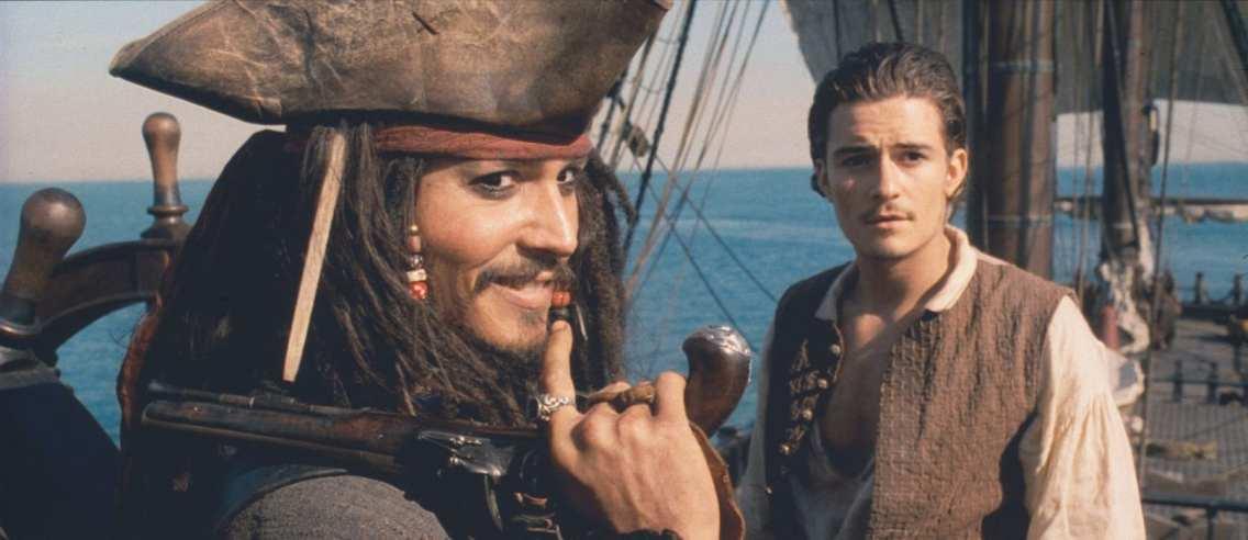 Piráti z Karibiku (2003-2011)