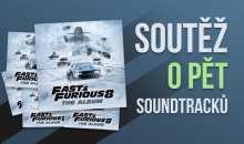 Soutěž o pět soundtracků k filmu Rychle a zběsile 8