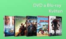 Květnové DVD, Blu-ray a UHD Bontonfilm novinky nás vezmou do minulosti i budoucnosti