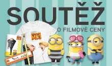 Banánově žlutá soutěž o pět filmových balíčků k animáku Já, padouch 3