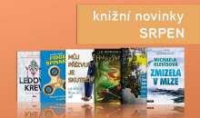 Srpen a tucet knižních novinek od Albatros Media