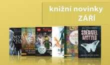 Deset knižních novinek od Albatros Media, které nám zpestří září