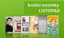Listopadová knižní nadílka od Albatros Media