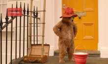 Pohádková neděle s projekcí filmu Paddington 2 v multikině Premiere Cinemas